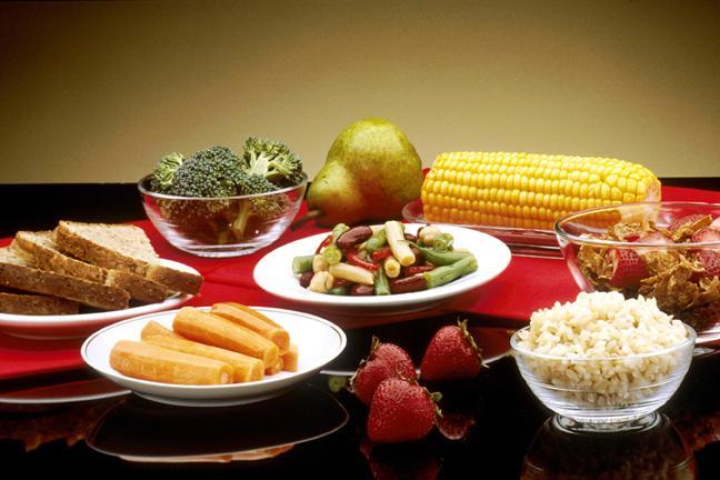 mangiare sano e dieta equilibrata