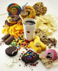 alimenti spazzatura