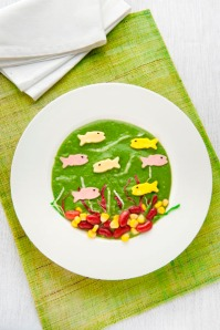 verdure per bimbi