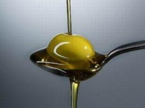 Olio extravergine di oliva e colon