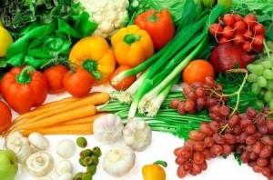 verdura magnesio