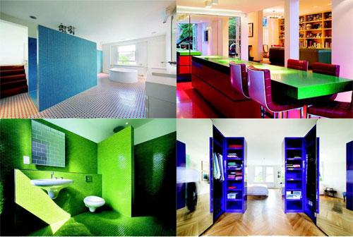 Perfect ecco come i colori alle pareti possono cambiare - Che colore dare alle pareti di casa ...