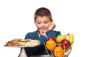 Cibo spazzatura Bambini-obesi-junk-food