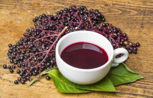 tè-di-sambuco