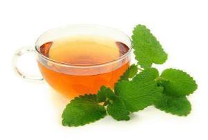 tè alla melissa