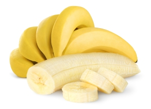 How healthy are bananas? Bananas are rich in Vitamin B6 and a good source of fiber, vitamin c, magnesium and potassium.
